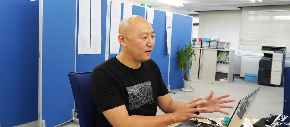 代表取締役 石田 嵩明